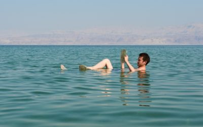 סגולות רפואיות בים המלח