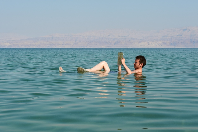 Healing of the Dead Sea