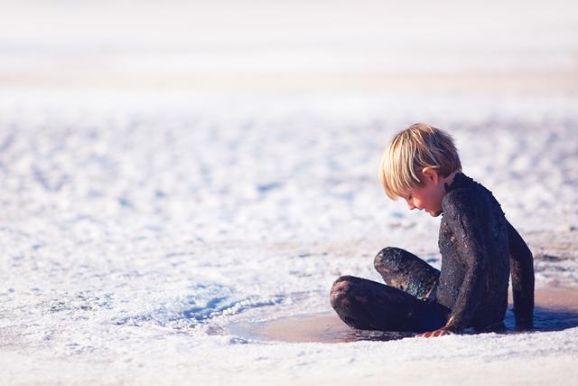 סודות הבוץ של ים המלח